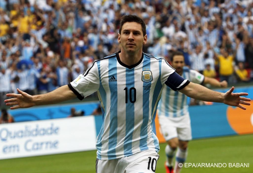 Group F - Nigeria vs Argentina