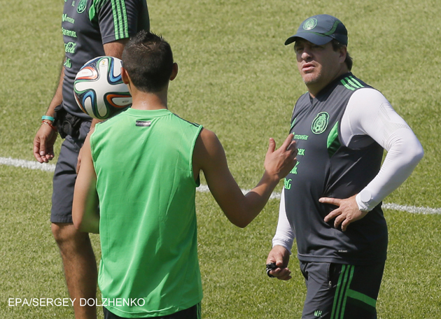 Mexico training