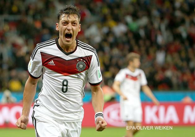 Round of 16 - Germany vs Algeria